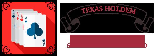 Texas hold'em poker ska spelas på casino